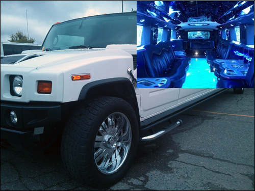 1 Hummer Limo Service In Ontario From Paradise Limo Toronto Limousine And Party Bus Service